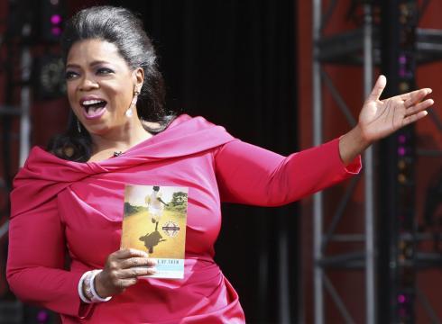 Oprah Winfrey Set to Launch Book Club 2.0 on Monday!