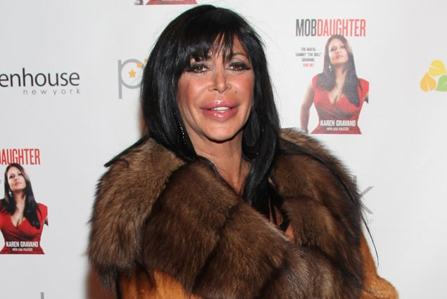 "Son of Mob Wive's, ""Big Ang"" Arrested in a Narcotics Drug Sting."