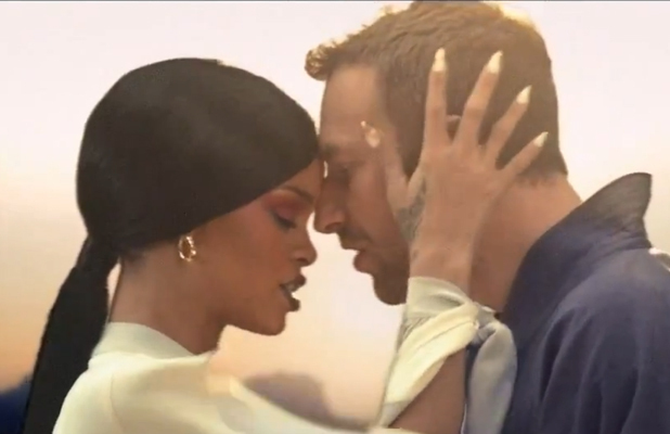 Coldplay Releases Princess of China Video Starring A Sword Wielding Rihanna. (Official Video)