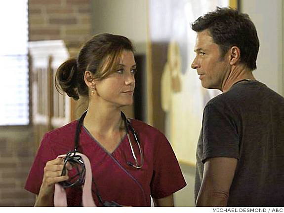 Kate Walsh and Tim Daly Are both Leaving Private Practice, One Quits and One gets Fired