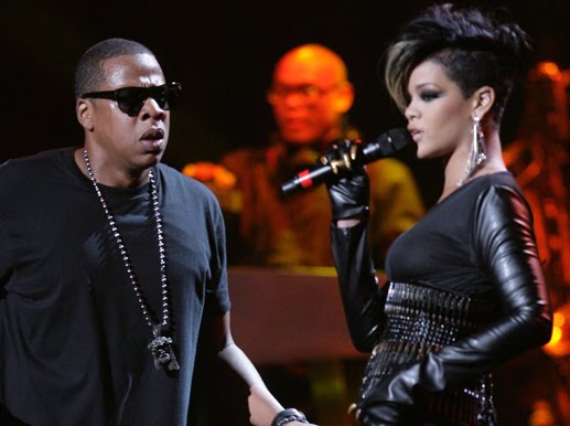 Jay Z Allegedly Threatens to drop Rihanna from Label if She Doesn't Go To Rehab.