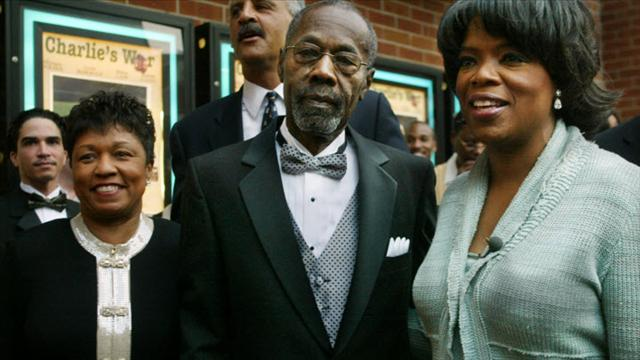 Was Oprah Saving Her Dad's Barber Shop a Strategic Move to Help Him in a Nasty Divorce?
