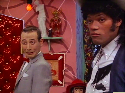 Pee-Wee Herman Dubb's Over The Dark Knight Trailer For Jimmy Fallon [Video]