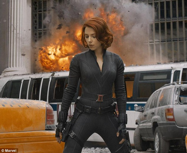 Scarlett Johansson to Be paid $20 Million for Avengers 2 making her the Highest Paid Female Actor in History