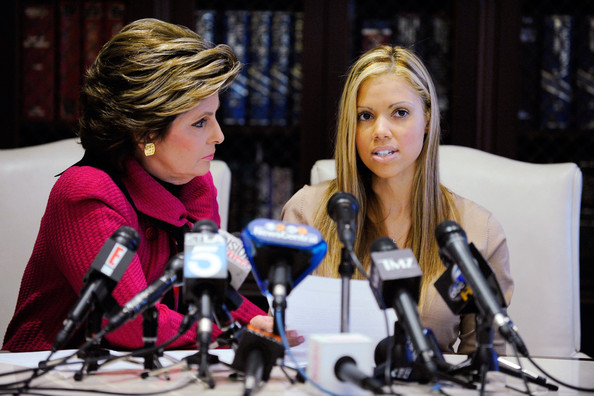 Shaquille O'Neal's Ex-Mistress Vanessa Lopez Lawyers up with Gloria Allred for Harassment Suit Against Shaq!