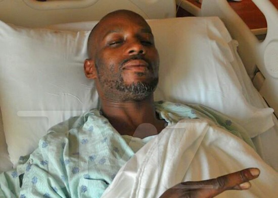 DMX Hospitalized After Suffering A Concussion From 4 Wheeler Accident