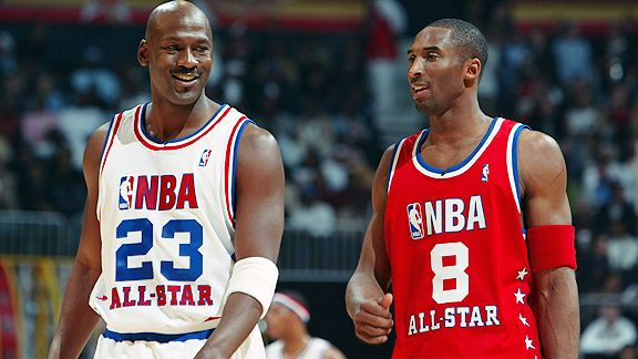 Kobe Says that The London Olympic Team Would beat the Dream Team, Jordan's Response is Laughter [video]