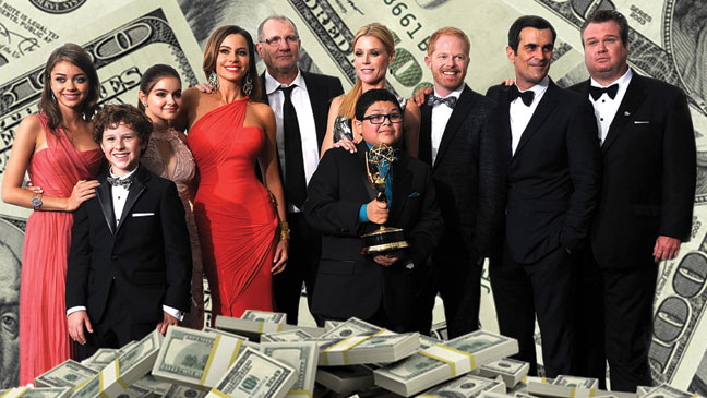 Modern Family Cast Members Settle on a Pay Raise. How Much are They Getting?