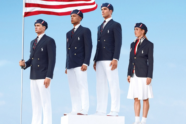 Ralph Lauren Finally Responds To The Olympic Controversy…about Time!