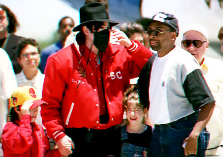Spike Lee Is Working on a new Michael Jackson Documentary to Celebrate the Bad Albums 25th Year.