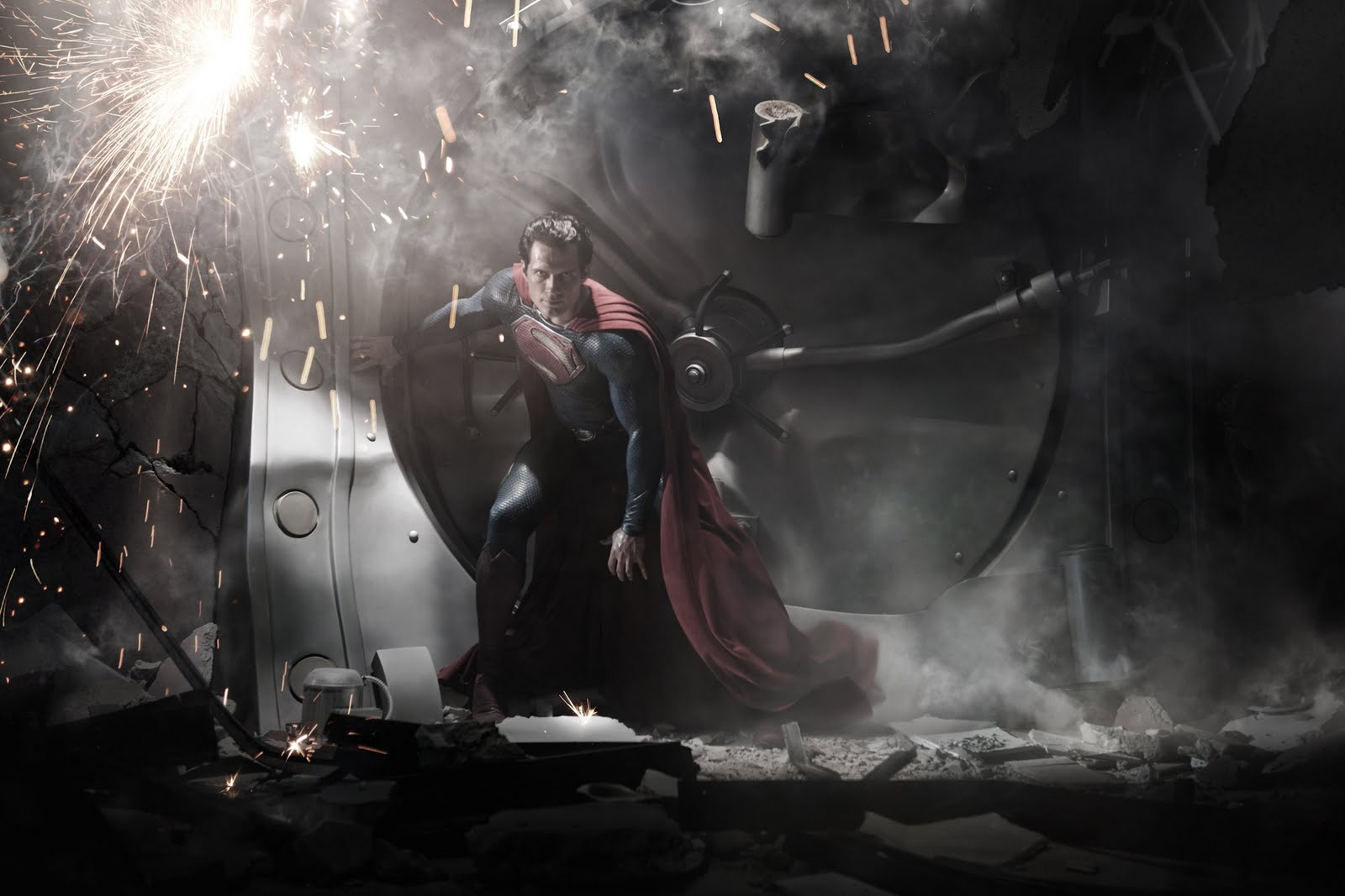 "New ""Man of Steel"" Teaser Trailers hit the Internet after Dark Knight Premiere [video]"
