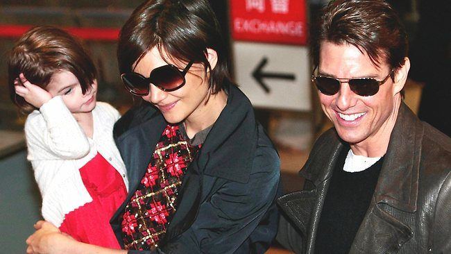 Tom Cruise and Katie Holmes Put a Quiet End To Their Divorce Settlement – Aww Shucks!