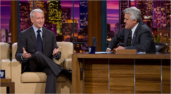 Jay Leno Takes a Pay Cut as the Tonight Show Lays off Staff Members to reduce Expenses
