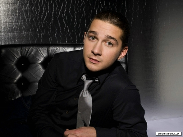 "Shia LaBeouf Will Perform Actual Sex Scenes In upcoming movie ""The Nymphomaniac""."