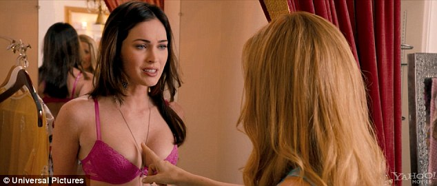 """New Trailer for """"This is 40"""" Boasts Megan Fox Boob Reveal."""