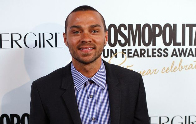 Sorry Guys & Gals – Jesse Williams is Not Gay! In Fact He's Now a Married Man.