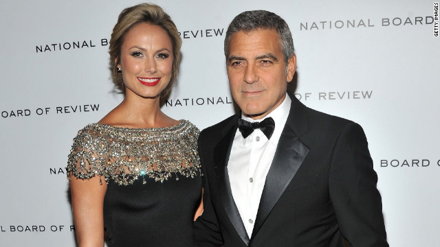 Forever a Bachelor: George Clooney and Stacy Keibler Call it Quits