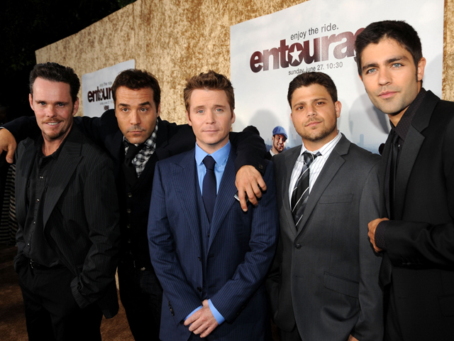Is there Really an Entourage Movie?  Yes and it's Closer than you think!