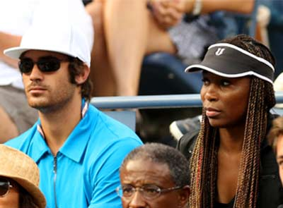 Meet Venus Williams' New Man. Introducing Elio Alberto Pis.