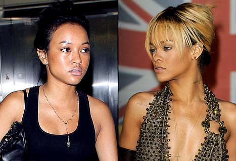Rihanna Reaches out to Karrueche and Breezi Breaks her Off with Some Cheese