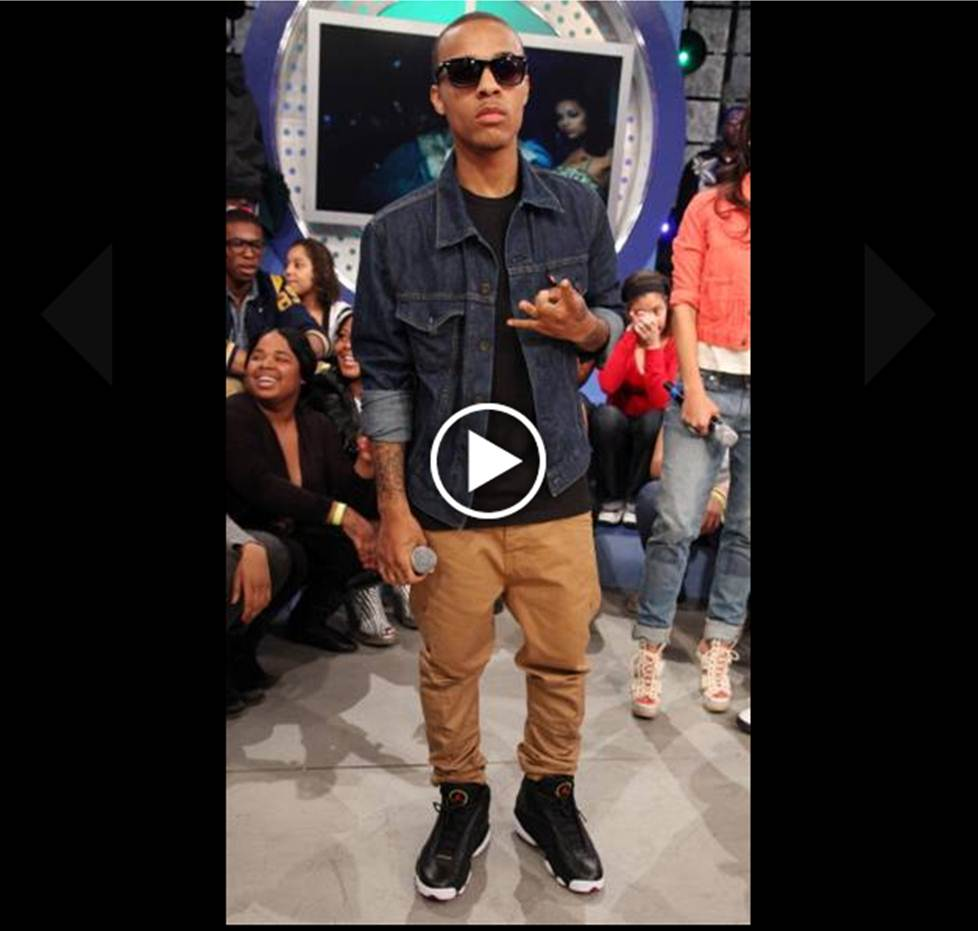 Listen to Bow Wow Explain About Being Broke and the Size of His 106 & Park Check [Audio]