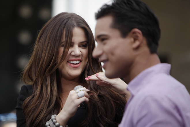 """Khloe Kardashian and Mario Lopez Will Host """"The X-Factor"""".  Deal Rumored to Be Done!"""