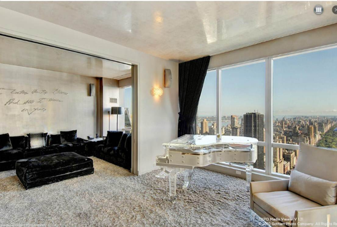 See What Diddy's $8.5 Million Dollar Manhattan Apartment Looks Like….OMG!