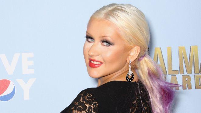 Fat Faced Christina Aguilera