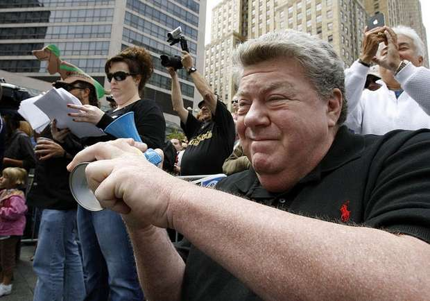 """Norm! """"Cheers"""" Actor George Wendt rushed to the Hospital Complaining of Chest Pains"""