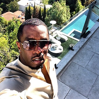 What Was Diddy's Halloween Costume This Year?
