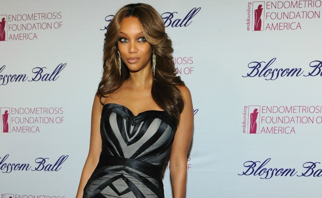 Tyra Banks Sells a Scripted Show about her Life to ABC