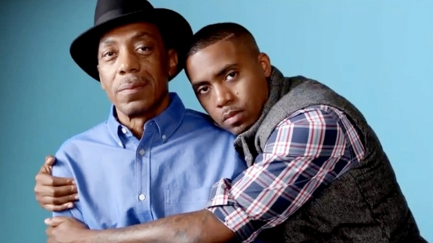 Nas and His Dad Pose for Gap – Watch the Commercial.
