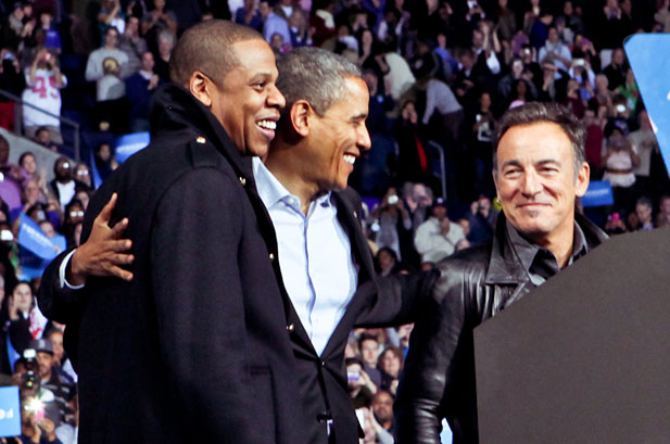 Jay-Z Hooks His Neighbors Up with Electricity Before Hitting Ohio for Obama Rally