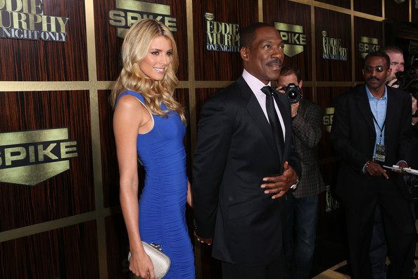 Eddie Murphy's Star Studded Tribute, His New Girlfriend and Russell Brand's Bomb.
