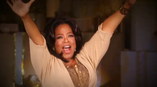 """Oprah Gets into the Organic Business.  Mogul Files Trademarks as """"Oprah's Organics"""" Readies for Launch"""