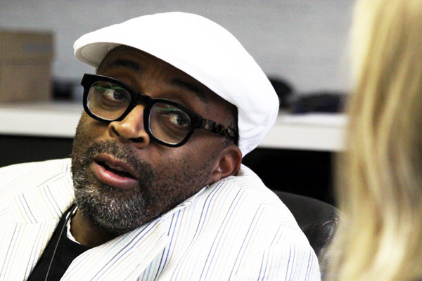 "Spike Lee to be replaced on James Brown Biopic By ""The Help"" Director Tate Taylor"