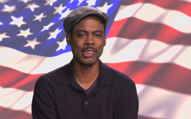 Watch Chris Rock's Message for White Voters, he has a White Candidate You Can Trust