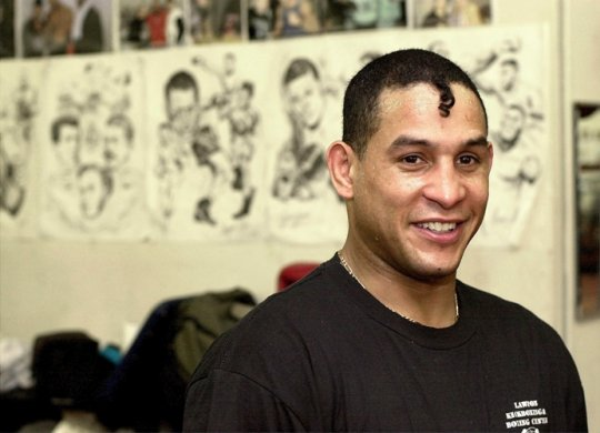 "Boxing Legend Hector ""Macho"" Camacho Shot in the FACE!"