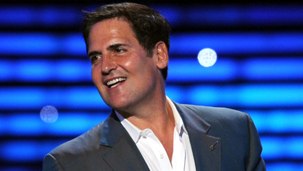Mark Cuban's response to a Tweet? A $100,000 donation to the Victims of Hurricane Sandy