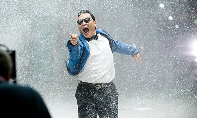 "Gangnam Style Breaks Another Youtube Record, Blowing by Justin Bieber's ""Baby""!"