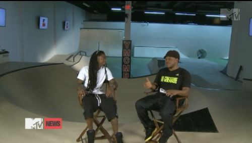 Lil Wayne Is on Seizure Meds.  Rapper Reveals Health Issues to MTV [video]