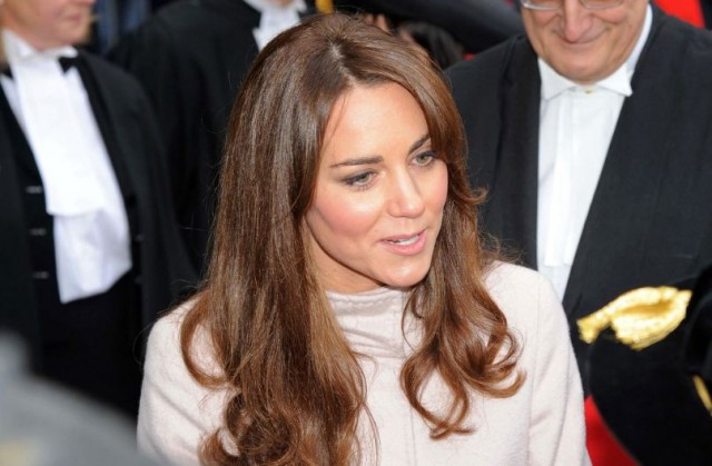 Kate Middleton's Pregnancy Revealed Early Possibly due to Related Hospitalization.
