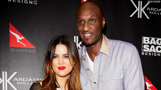 Is Lamar Odom Cheating on Khloe'?  In Touch Magazine Thinks So, I say it's Too Soon to tell.