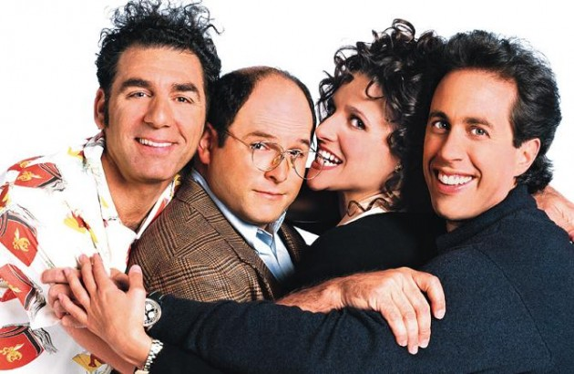 New Poll says Seinfeld named Funniest Comedy of all Time – I call Bull!