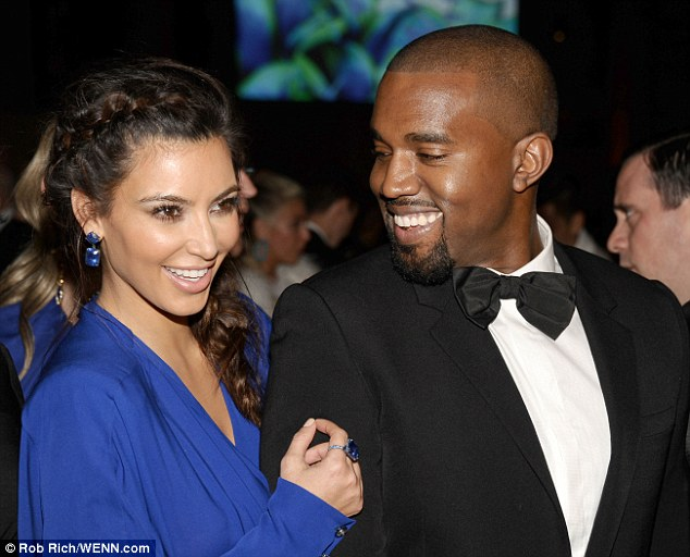 Kim Kardashian will Be Officially Kanye West's Babys Mama!  The Two Confirm Pregnancy Rumors