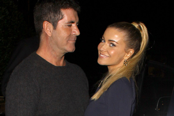 Simon Cowell Confirms Relationship with Carmen Electra…Finally!