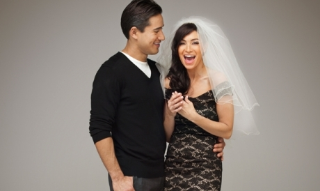 Mario Lopez and Courtney Mazza's Wedding Will Air On TLC.  Will they show their Daughters Meltdown?