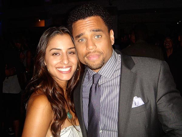 Michael Ealy Secretly Marries Longtime Girlfriend. They've been Married Since October!
