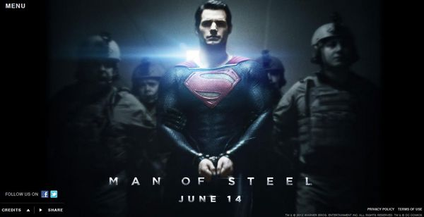"""Watch """"The Man of Steel"""" Official 2nd Trailer. This is Not Your Ordinary Superman!"""