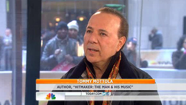 Tommy Mottola Takes Credit For Mariah's Success and Defends Beyonce's National Anthem Lip Sync Decision.